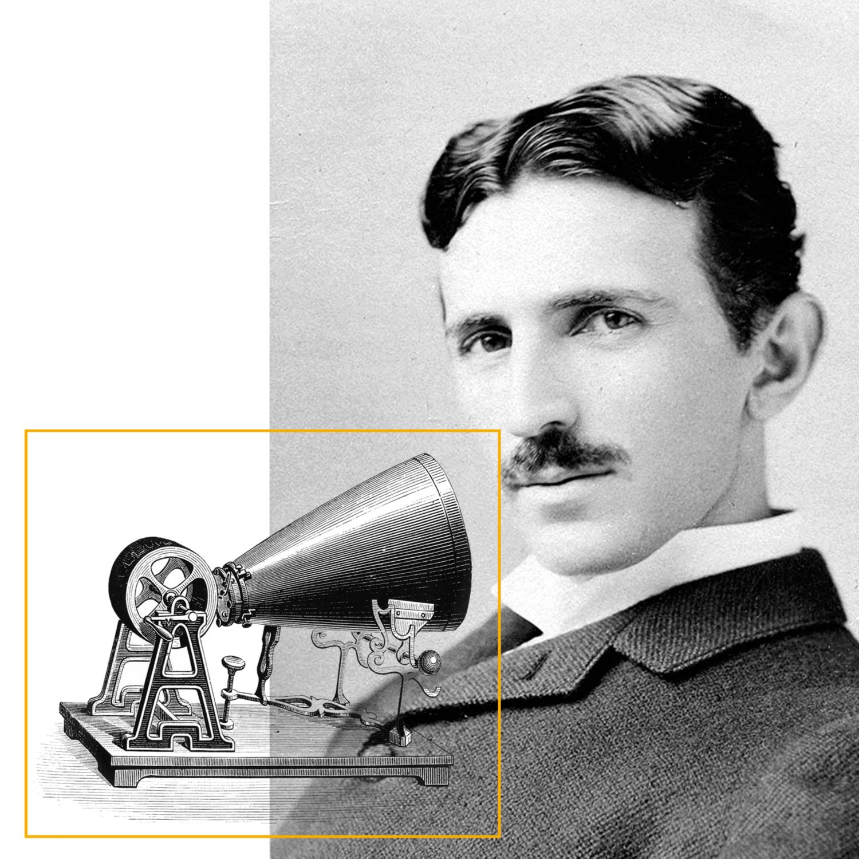 1860 年的播客
